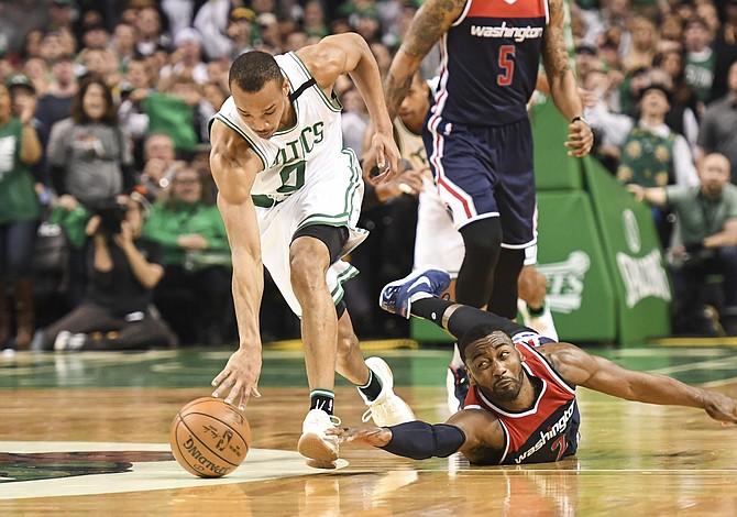 Segundo juego entre Celtics y Wizards fue rudo y bonito a la vez