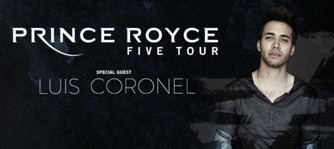 ¡El Planeta ya tiene al ganador de los tickets para el concierto de Prince Royce en Boston!