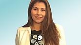 Edith Castillo, Business Manager de Radio Mujer recibió el premio en la categoría 'Best Media' de la Cámara de Comercio Hispana de Austin