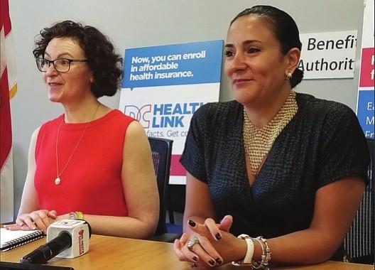 Líder colombiana acercará a los latinos a DC Health Link