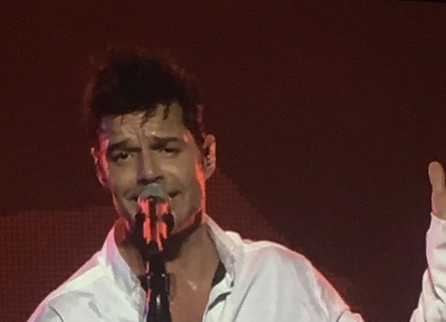 Ricky Martin hace su magia en MGM Resort