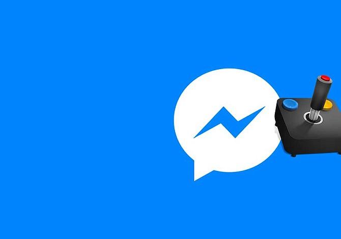 """""""Instant Games"""", los videojuegos en Facebook Messenger"""