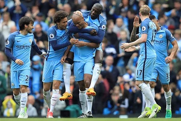 Manchester City 5-0 Crystal Palace: A un paso de la Champions