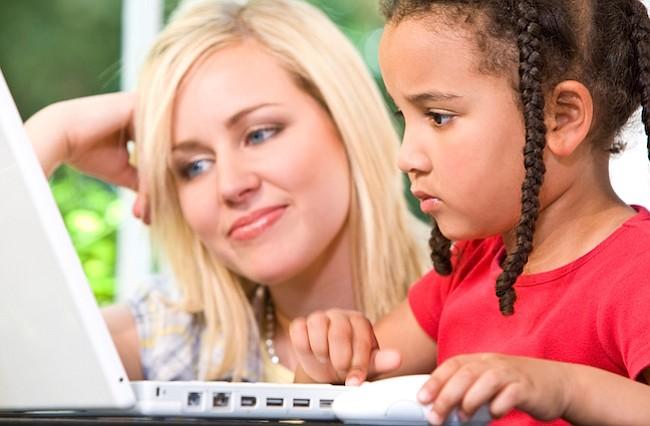 Las lecciones que aprendí de mi hija adoptiva latina