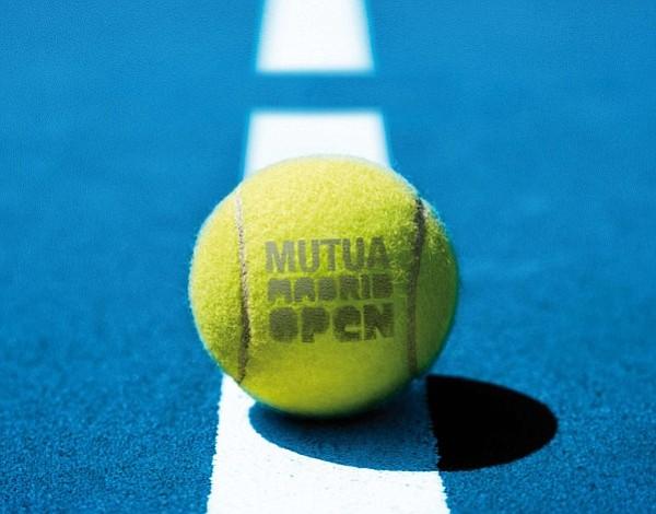 Pitada e insultos a Gerard Piqué en Mutua Madrid Open de tenis