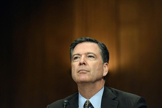 Presidente Trump despide al director del FBI, James Comey