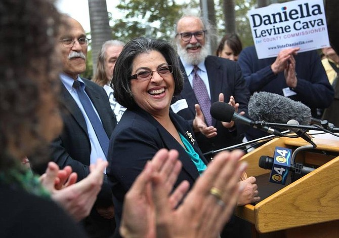 Miami-Dade donors switch sides to support incumbent commissioner