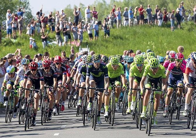 El suizo Silvan Dillier se alzó con la sexta etapa del Giro de Italia