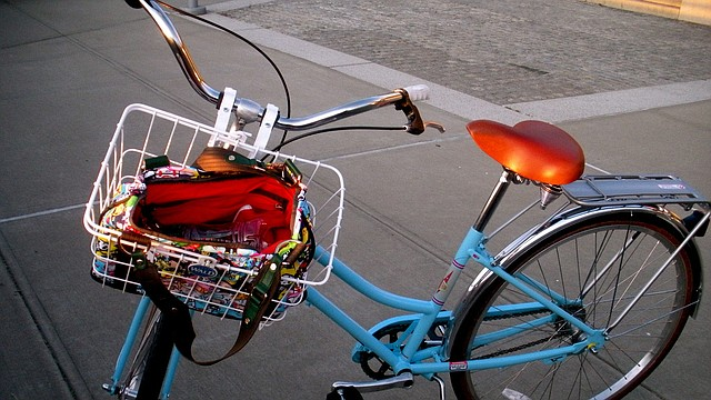 Boston es una ciudad ideal para montar bicicleta (cuando el clima lo permite)