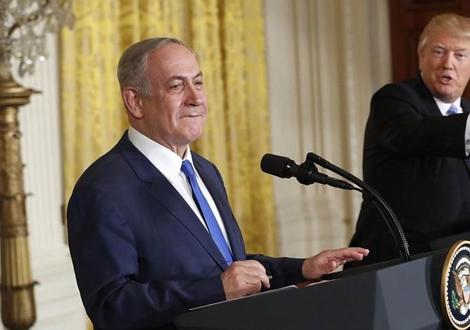 Preparación de visita de Trump provoca desencuentros Israel-EEUU
