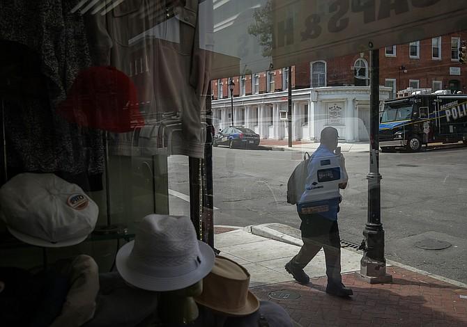 Baltimore es una ciudad definida por cuerpos sin vida