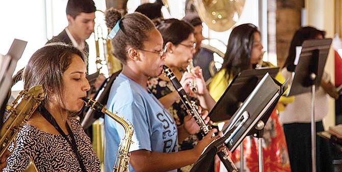La música como instrumento de vida