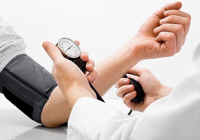 Prevenga la hipertensión con un estilo de vida saludable