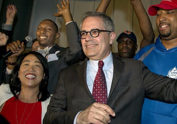 Krasner declared winner of Democratic primary for DA in Philly