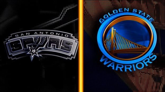 VIDEO: Curry en plan estelar brindó segundo triunfo a los Warriors sobre San Antonio