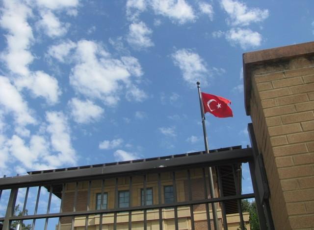 EEUU protesta ante Turquía tras incidente violento en embajada en Washington