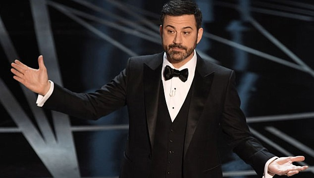 Jimmy Kimmel será nuevamente el presentador de los Óscars