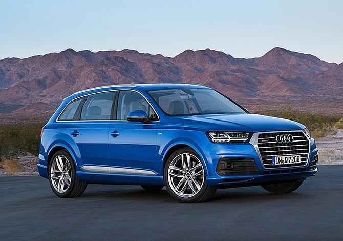 Audi llama a revisión sus Q5 y Q7 por fugas de combustible