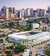 El proyecto fue presentado a los vecinos de Miami