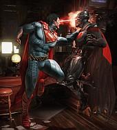 Los personajes de Injustice 2 son conocidos y desconocidos