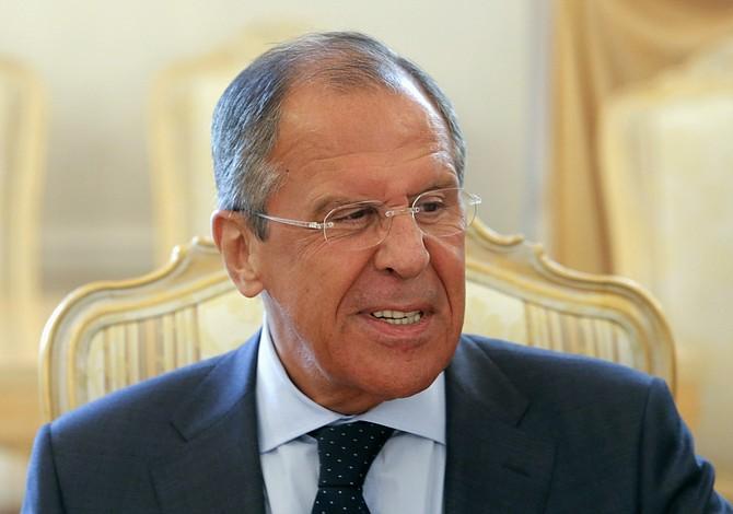 Lavrov asegura que no ve secreto en la información que le dio Trump