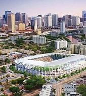 El proyecto de Beckham para un estadio en Miami