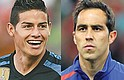 James-Rodríguez-Claudio-Bravo