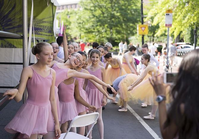 GRATIS: Festival anual de la danza en Harvard Square