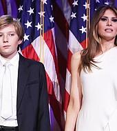 El hijo mejor de Trump estudiará en una exclusiva escuela
