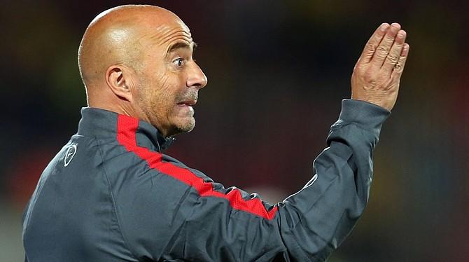 Jorge Sampaoli se mantiene con el Sevilla, por el momento