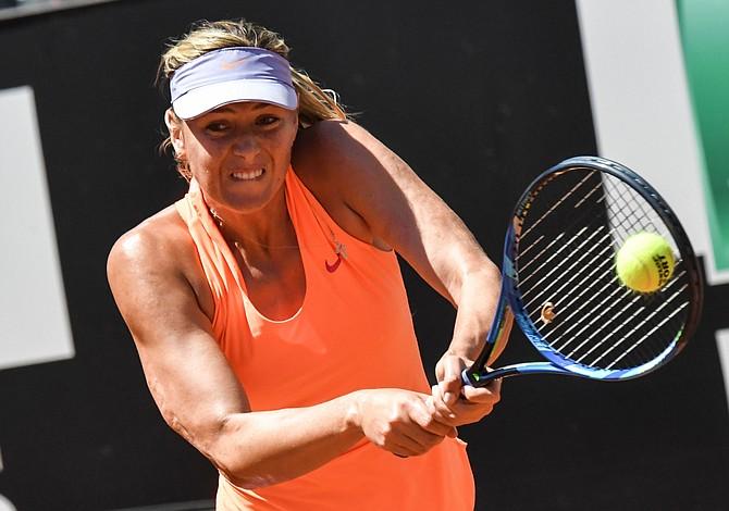 Sharapova no pedirá invitación para Wimbledon; irá a las previas