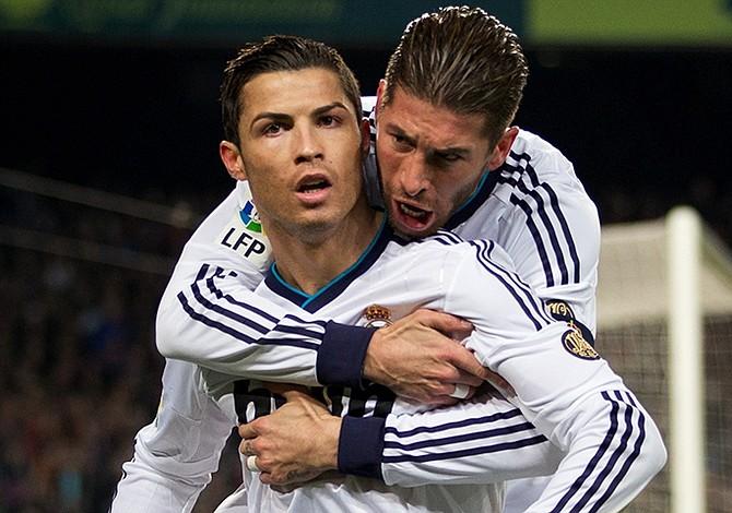 Messi, Suárez y Cristiano, en el 11 ideal de la temporada UEFA