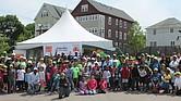 """El concurso """"Cleanest Street"""" se lleva a cabo todos los años en Roxbury, Boston"""
