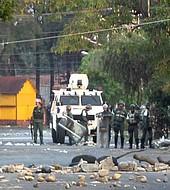 En el estado natal del expresidente Chávez, artífice de la revolución, se cuentan 7 muertos en tres días de protestas contra Maduro