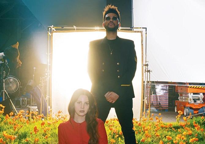 Lana Del Rey estrena videoclip con The Weeknd
