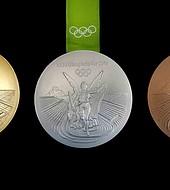 Más de un centenar de medallas han sido reportadas como oxidadas