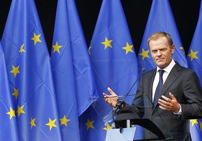 Tusk admite que la UE y EEUU discrepan sobre Rusia