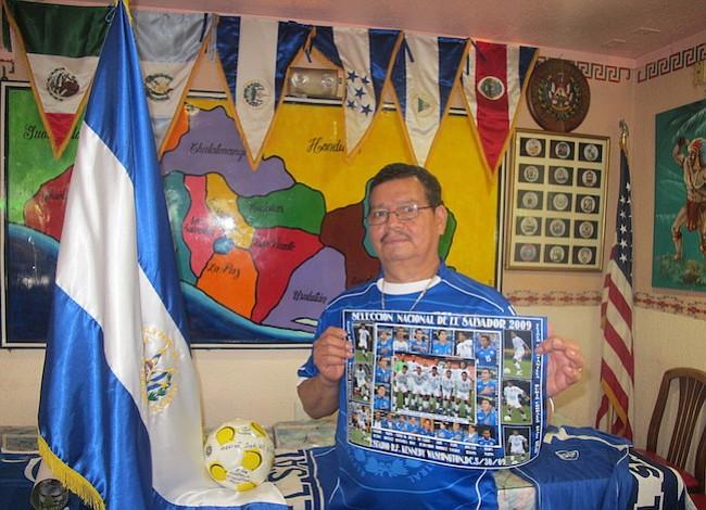 Calientan el partido El Salvador-Honduras