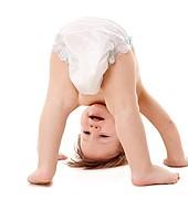 Esté alerta a las señales de su bebé para saber cuándo puede iniciar el proceso para que deje el pañal