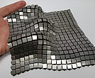El material puede fabricarse y usarse en el espacio