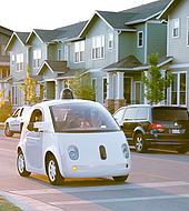 La firma de Google desarrolla vehiculos autonomos