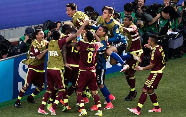 Sub 20: Venezuela y México sellan pase a octavos de final
