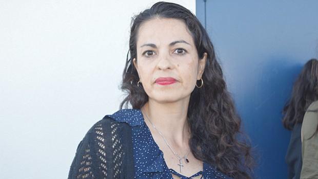 Ema González, madre de familia quien dijo que hubiera deseado contar con un programa de mariachi como el que se imparte en la escuela. Foto: Horacio Rentería/El Latino San Diego.
