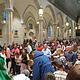 La Iglesia de Santa María de la Anunciación celebra que hace 150 años se ofreció la primera misa en la parroquia, el 9 de Junio de 1867.