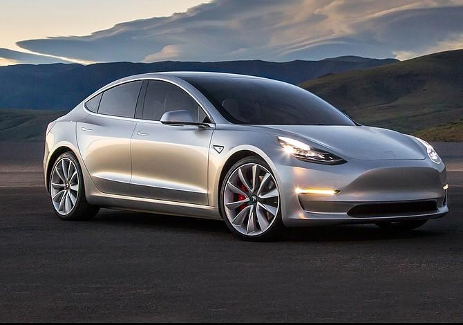 Tesla busca $1.500 millones para producción del Model 3