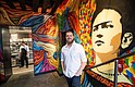 Es Espita Mezcaleria socio Josh Phillips un apropiado o un embajador de comida y bebida de Oaxaca?