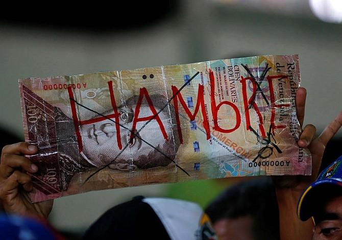 La crisis humanitaria y de salud en Venezuela: el reflejo del colapso económico, político y social