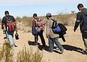Residentes marcharán por el camino que usan los inmigrantes