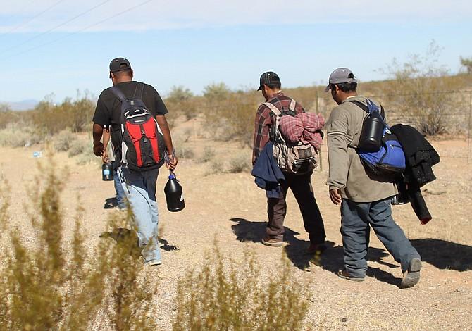 Comienza la Caminata del Migrante para honrar a los fallecidos en el desierto