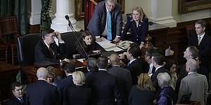 Los congresistas demócratas criticaron a su par republicano